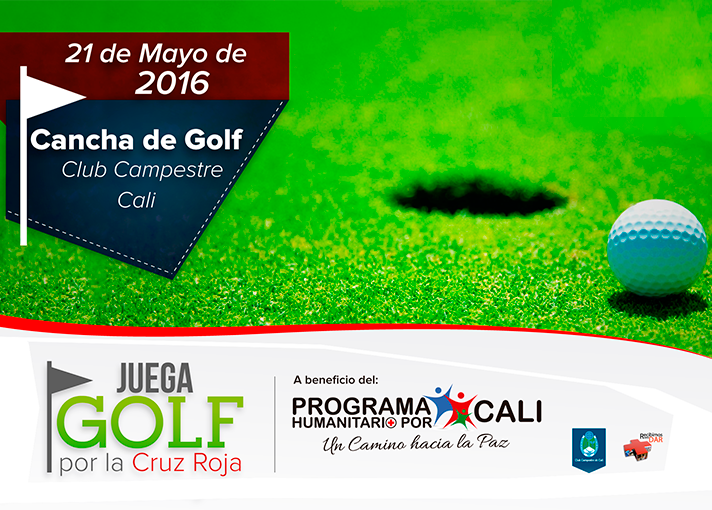 JUEGA GOLF POR LA CRUZ ROJA VALLE
